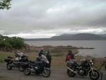 Castle Dungaith am Loch Eishort