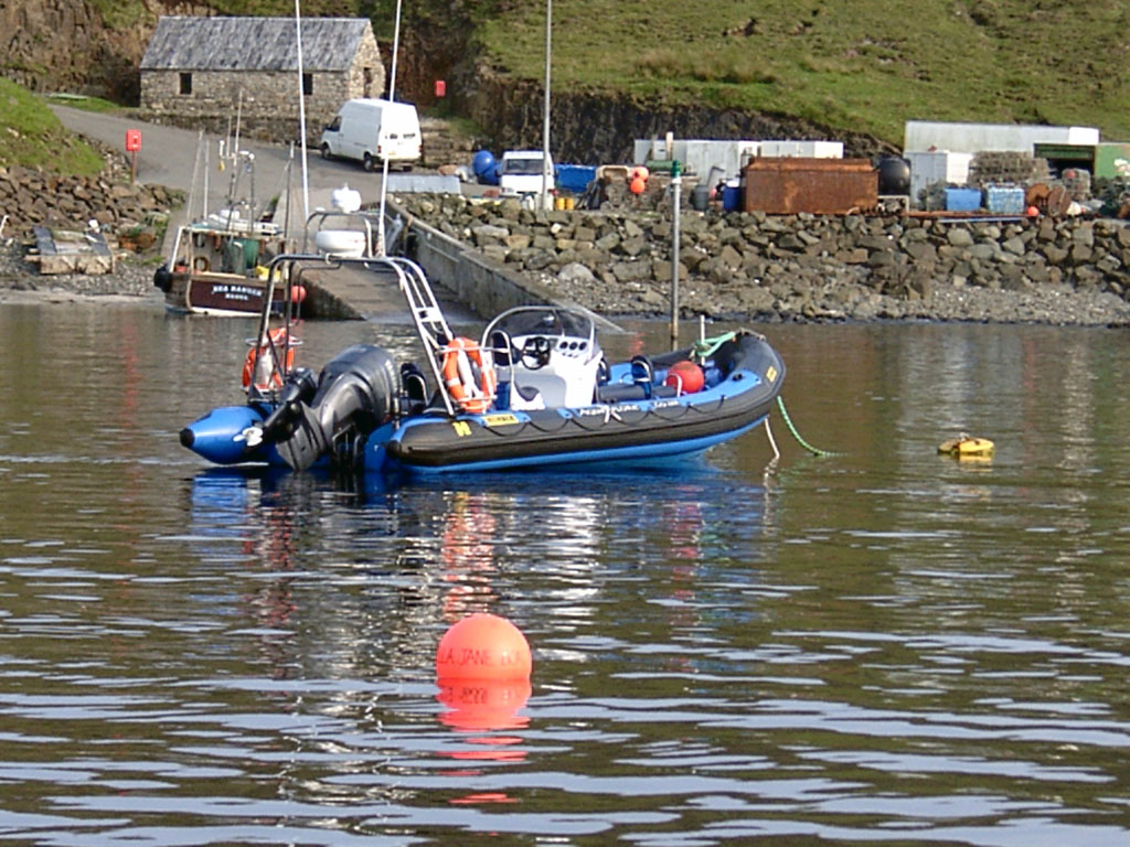 Elgol Hafen, Skye