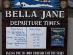 Bella Jane Tour - Elgol, Skye