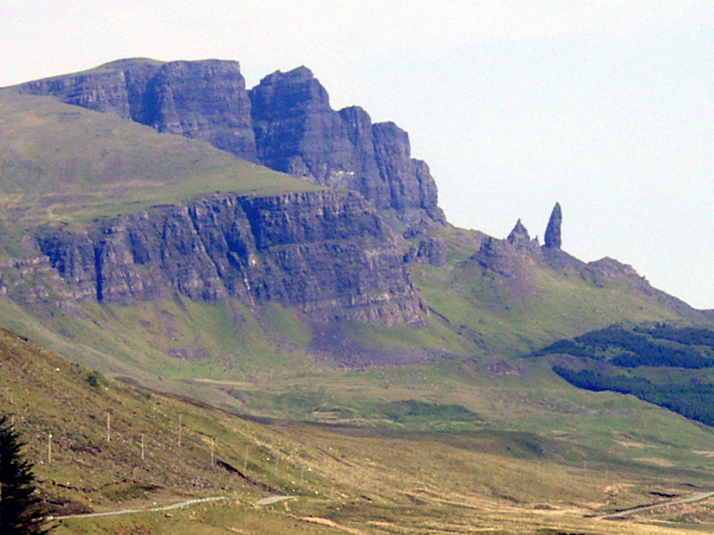 Old Man of Skorr, Skye
