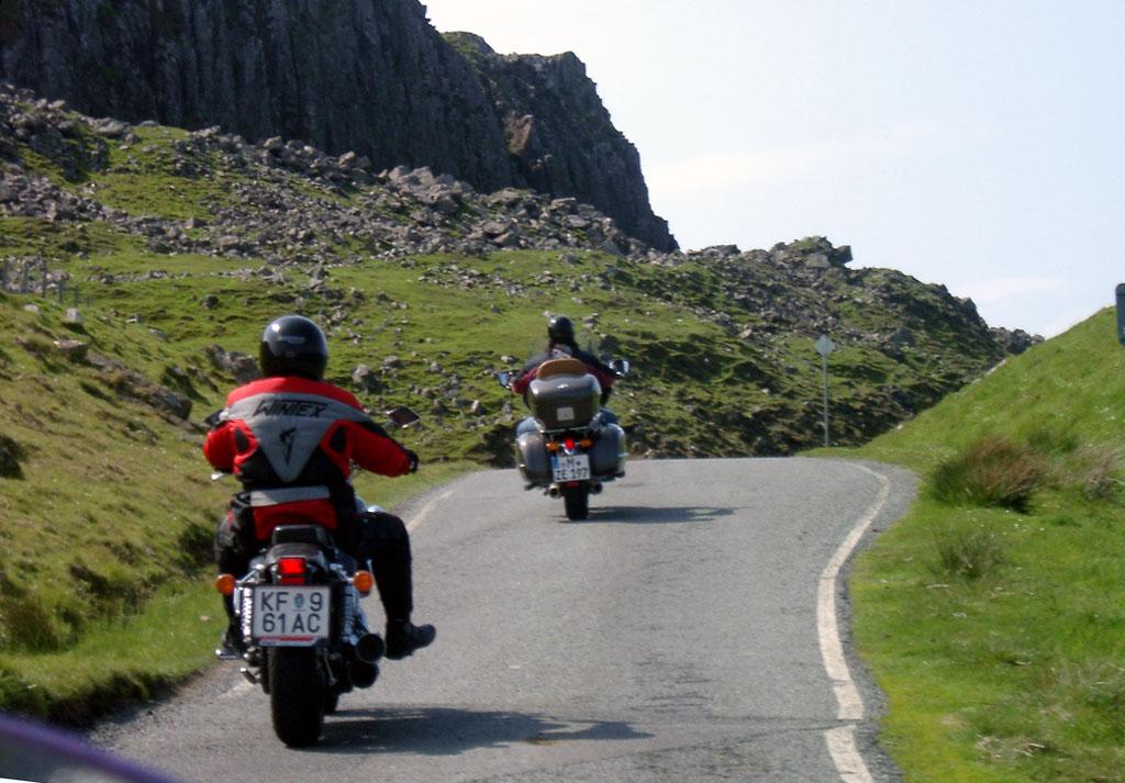 weiter nach Norden auf Skye