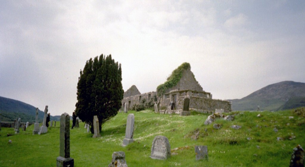 Skye, alter Friedhof