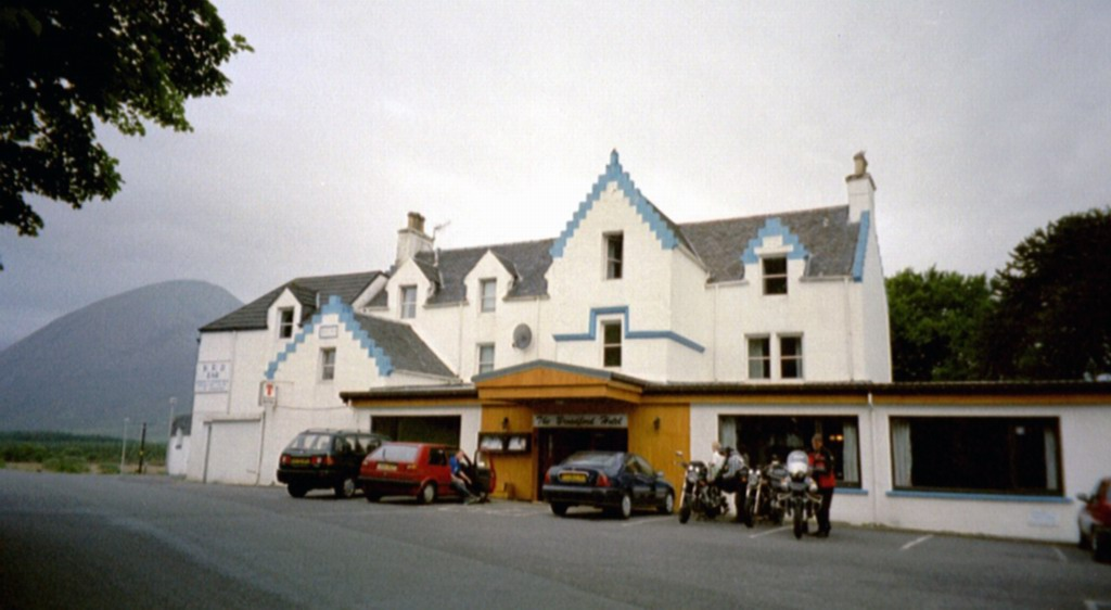 Unser Hotel in Broadford