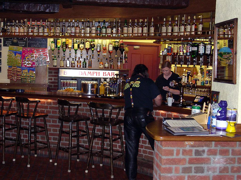 Ben Damph Bar
