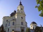 Giovanni Santini Wallfahrtskirche in Krtiny