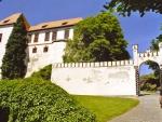 Motorradmuseen Burg Kámen (CZ)