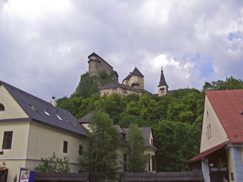 Nosferatu\'s Castle, Oravsky Podzamok (SK)