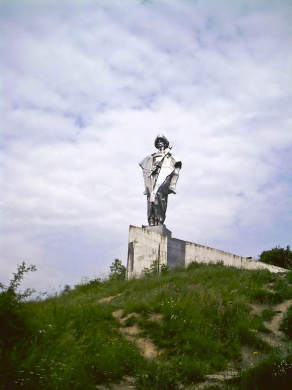 Statue von Juraj Jánošík