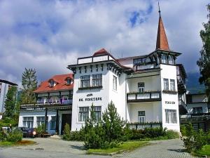 Villa Dr. Szontagh in Novy Smokovec
