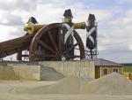 Betonwerk bei Slavkov/Austerlitz (CZ)