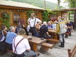 Kaffeestopp in der Mala Fatra