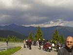 Pass am Rande der Hohen Tatra