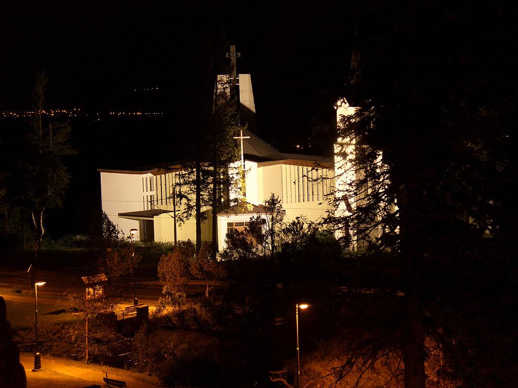 Blick aus dem Fenster der Villa Dr. Szontagh