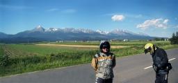 Hohe Tatra - Panorama