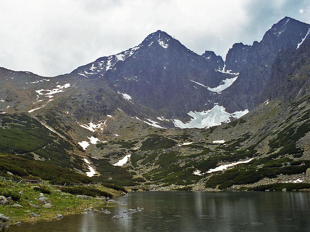 Wanderung in der Hohen Tatra
