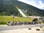 Skisprunganlagen in Zakopane (PL)