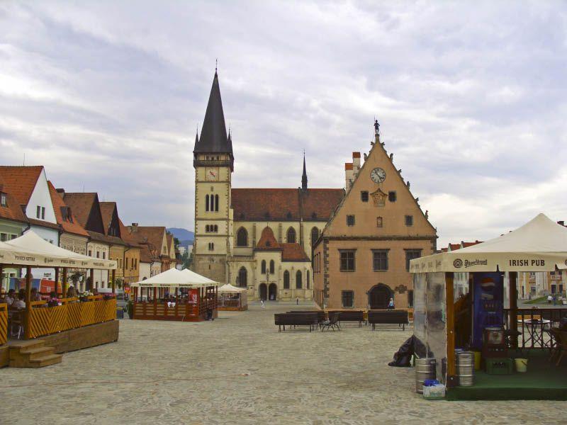 Bardejov/Batfeld