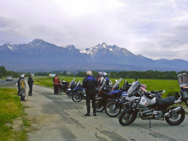 vor der hohen Tatra