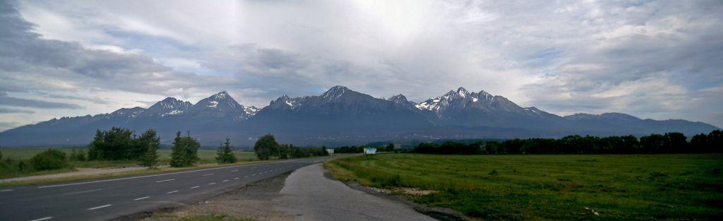 Tatra Panorama