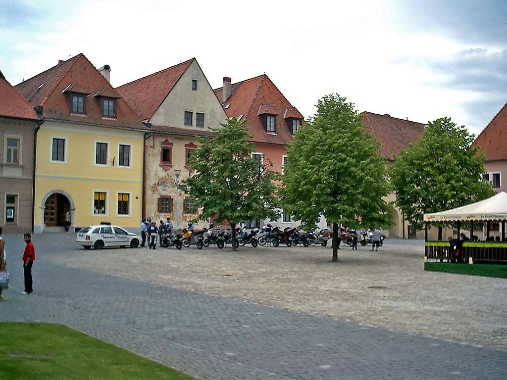 Altstadt von Bardejov/Batfeld