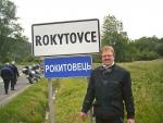 in der Nähe der ukrainischen Grenze