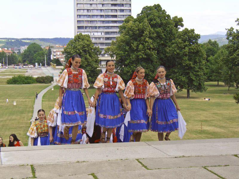 Banska Bystrica - SNP Gedenkstätte