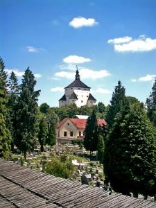 Blick auf Banska Stiavnica (SK)
