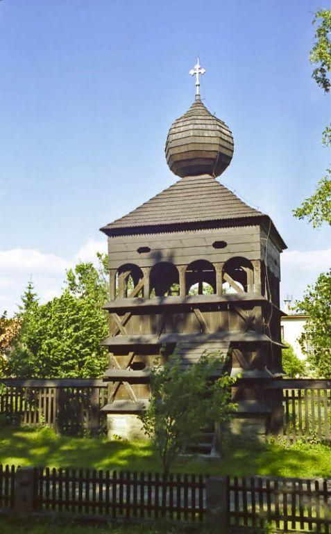 protestantische Holzkirche in Hronsek