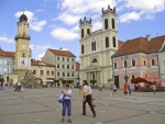 Banska Bystrica Altstadt Zentrum