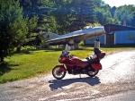 letzte Fotostops in der Slowakei auf dem Weg nach Telc